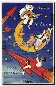 CARD SYSTEM Fantasy Moon Paris