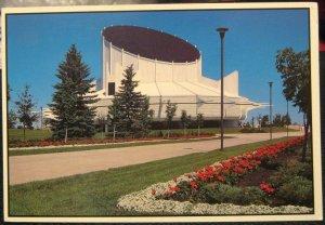 Canada Edmonton Space Sciences Centre - unposted