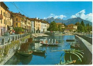 Italy, Lago di Como, Domaso, 1979 used Postcard