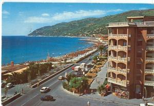 Italy, Andora, Scorcio Panoramico, used Postcard