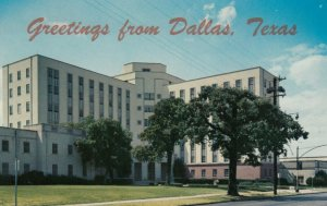 DALLAS , Texas , 1940-60s ; Baylor Hospital