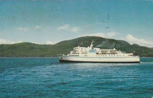 Waterfront View, M.V. Queen of Prince Rupert, Ferry Boat, Victoria, British C...