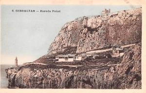Gibraltar Euroda Point  Euroda Point
