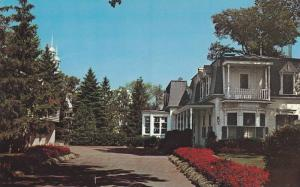 Exterior,  Historical House in Saint-Eustache,  Quebec,  Canada,  40-60s