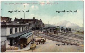 Union Railroad Station, Albany NY