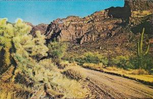 Arizona Ajo Arch Rock