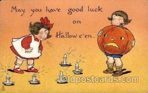 Halloween Postcard Postcards