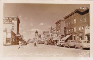 RP: King Street , North Battleford , Saskatchewan , 30-40s