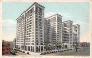 USA Mich. Detroit General Motors Building
