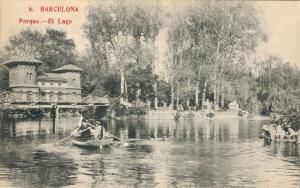 Spain - Barcelona Parque El Lago 02.13