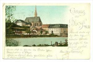 Gruss aus Steyr , Austria , PU-1898