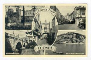 5Views, Greetings From Totnes (Devon), England, UK, 1900-1910s