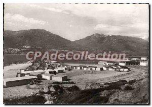 Modern Postcard Corsica Ile De Beaute Propriano Village Du Camp Du Corsaire S...