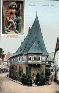 Germany - Goslar Brusttuch Unposted 01.89