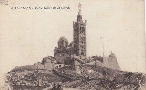 MARSEILLE , France , 1900-10; Notre Dame de la Garde