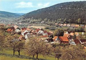 Dammbach Krausenbach Spessart Gesamtansicht Village General view Church