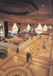 China (Hong Kong) , 50-70s ; Lobby , Shangri-La Hotel