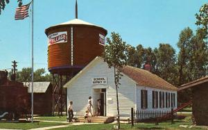 NE - Minden, Pioneer Village, One Room Schoolhouse