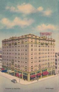 Washington Seattle Claremont Apartment Hotel