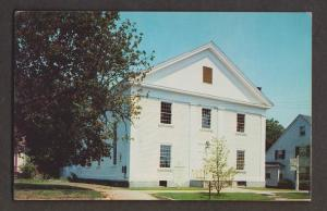 First Church Of Christ Scientist, Guilford, CT- Unused c1965