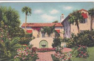 Florida Saint Augustine Spanish Sytle Home In Florida  Albertype