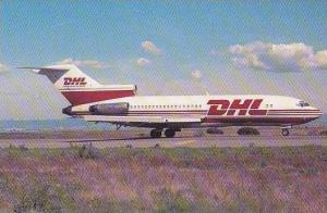 DHL WORLDWIDE EXPRESS BOEING 727-22C