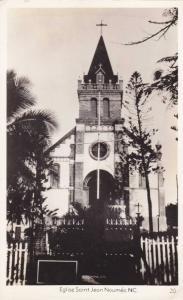 RP: Eglise Saint Jean Noumea , New Caledonia , 20-40s