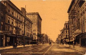 Louisville Kentucky~Jefferson Street West @ 3rd~Marvel Theatre~Havana Cigars~'10