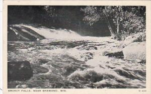 Wisconsin Smokey Falls Near Shawano 1936