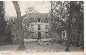 France Postcard - Montlignon - Chateau De La Chasse - Ref 4590A