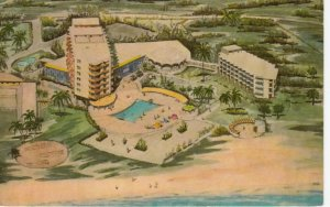 ARUBA , N.W.I. , 1940-60s ; New Aruba Carribbean Hotel & Casino