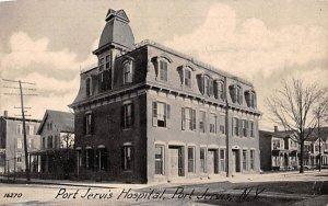 Port Jervis Hospital in Port Jervis, New York