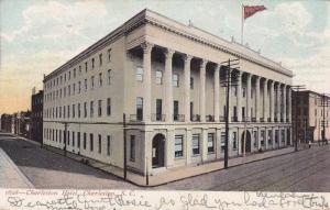 Charleston Hotel (Side View), Charleston, South Carolina, PU-1906