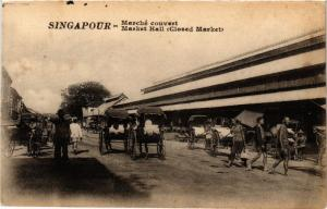 SINGAPORE PC Market Hall (Closed Market) (a1455)