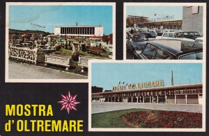 Napoli Italy Mostra D'Oltremare QSL Amateur Radio Card