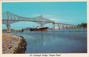 Oregon Coast McCullough Bridge