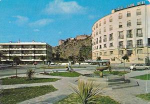 Spain Almuncear Costa Del Sol Plaza de San Cristobal