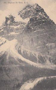 Mt Stephen , Nr. FIELD , B.C. , Canada , 00-10s
