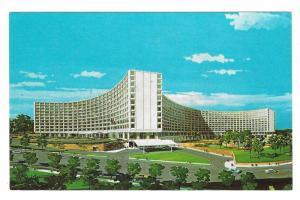Hilton Hotel Washington DC Vtg Curteich Postcard