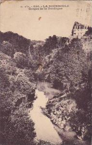 France L'Auvergne La Bourboule Gorges de la Dordgne 1926