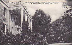 Washington DC Washington Retreat House Artvue