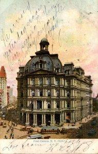New York City Post Office 1906