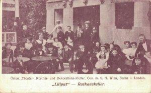 Circus Österr Theater Liliput Rathauskeller 05.16