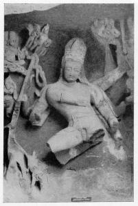 India Elephanta Caves Shiva as the King of Dancers Nataraj