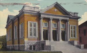 First Church of Christ Scientist, East Street, Louis, Illinois, PU-1919