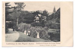 Garden Ernesto do Canto Portugal Azores UDB Sao Miguel
