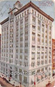 Bank of Commerce Building St Louis, USA Postcard Post Card St Louis, USA Post...