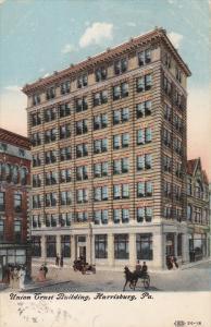Union Trust Building, Harrisburg, Pennsylvania, PU-1907