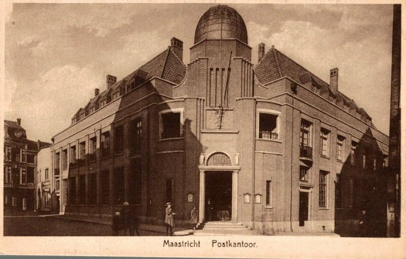Netherlands Maastricht Postkantoor 02.80