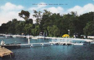 Michigan Indian Lake Club Near Niles